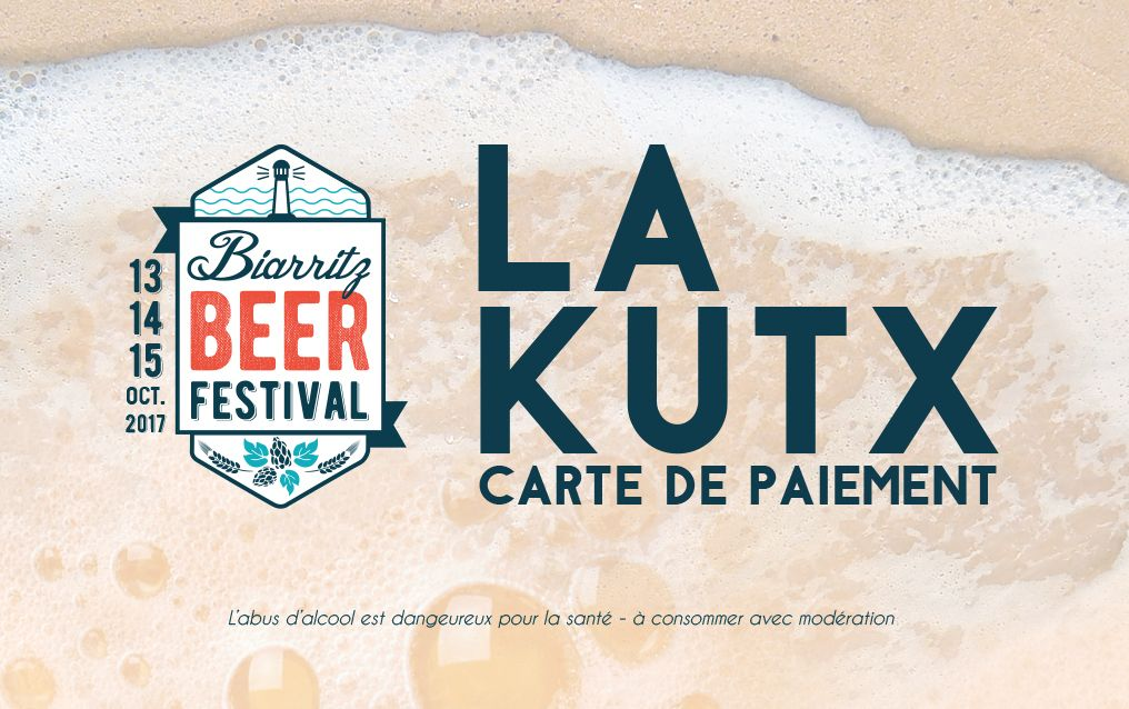 Garagarnoa zuen mahaira dator - Biarritz Beer Festival